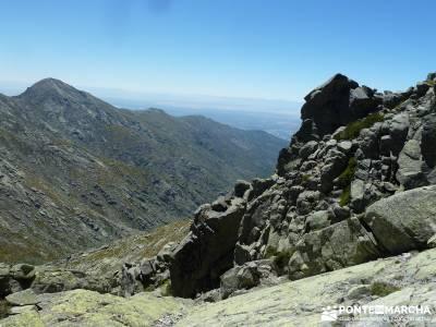 La Mira - Los Galayos (Gredos);rutas faciles senderismo madrid fotos de senderismo rutas trekking